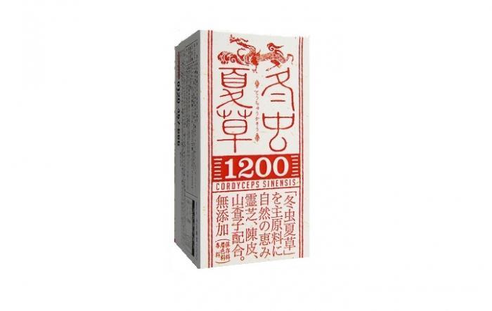 ブレーンコスモス「冬虫夏草1200」