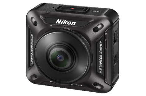 Nikon「KeyMission360」