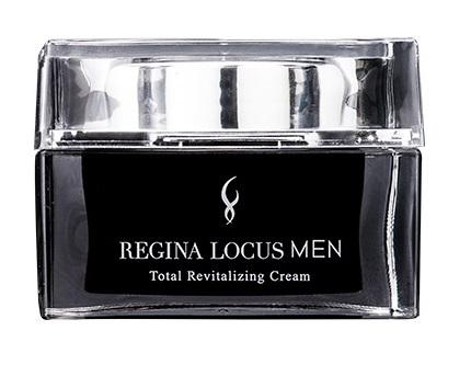 REGINA LOCUS MEN「トータルリバイタライジングクリーム」
