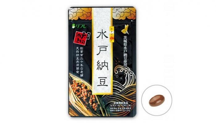 リフレ「おとすりむ水戸納豆」