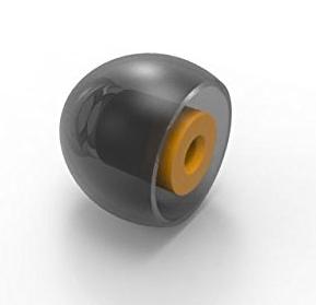 茶楽音人 SpinFit SHURE用 SPFT RD-02M