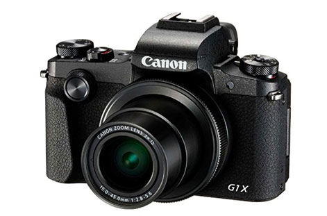 Canon「PowerShot-G1-X-Mark3」
