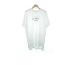 GIVENCHY(ジバンシィ)「ロゴ入りコットンTシャツ」