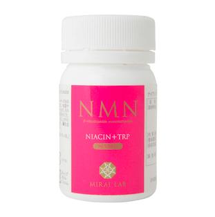 MIRAI LAB「ナイアシン トリプトファン+NMN 90粒」